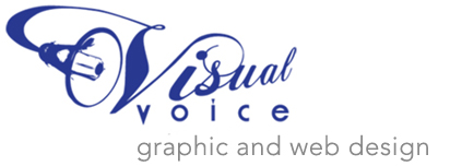 Visual Voice Graphic and Web design